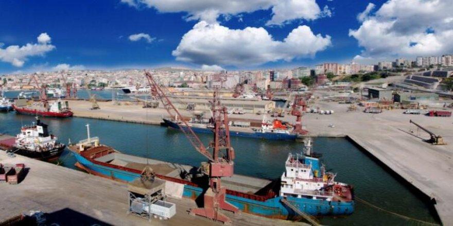 Çelebi Bandırma Limanı büyümeye devam ediyor