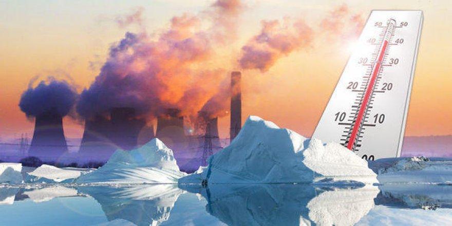 Yenilenebilir enerji, karbondioksit emisyonunu dengeledi