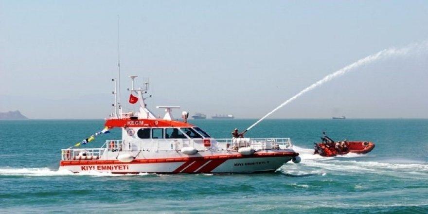 Kıyı Emniyeti' ne 5 yeni bot