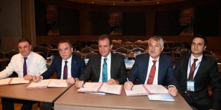 Daha temiz Akdeniz için protokol imzalandı