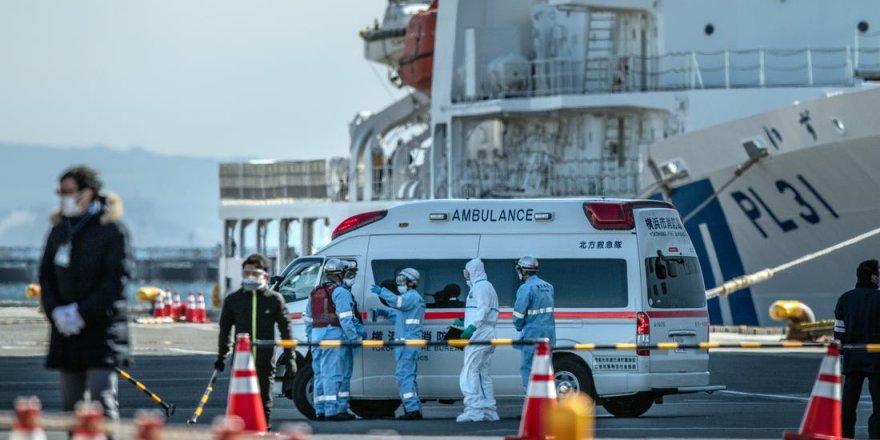 Yolcu gemisinde virüs bulaşan kişi sayısı artıyor