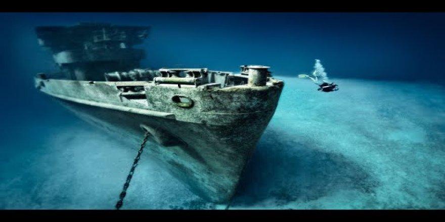 Batan gemiler hazineye mi devredilecek?