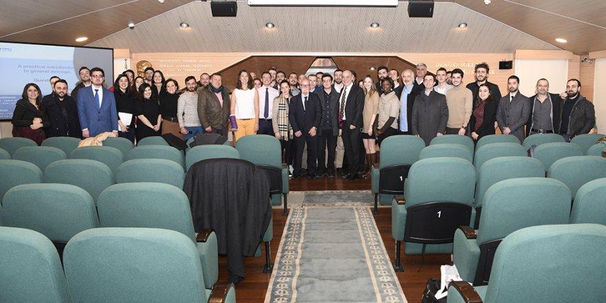 DTO'da müşterek avarya semineri gerçekleştirildi