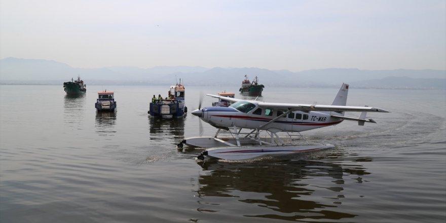 İzmit Körfezi'ni kirleten gemiye 635 bin 614 lira ceza