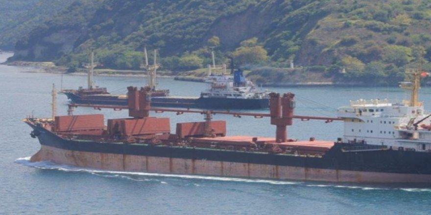 İrlanda iki Türk gemisinin lisansını iptal etti