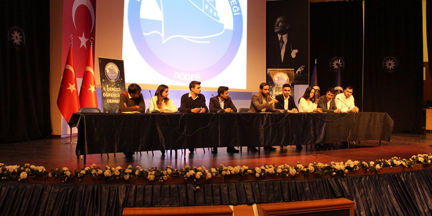 Denizci Öğrenciler Derneği 2. delegasyonunu gerçekleştirdi