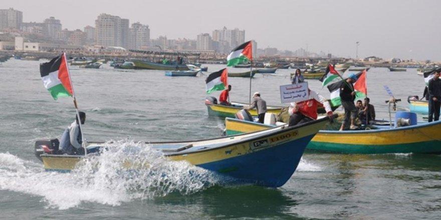 İsrail balık avlama mesafesini 15 deniz miline çıkardı