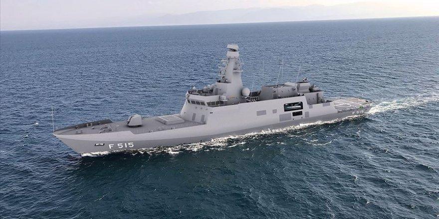 MİLGEM projesinin ilk gemisi teslimata hazırlanıyor