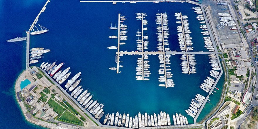 Yalıkavak Marina, Boat Show için hazır!