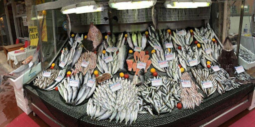 Fırtına balık fiyatlarını artırdı
