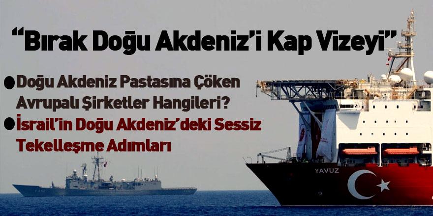 Avrupa Parlamentosu'ndan Türkiye'ye Doğu Akdeniz Uyarısı