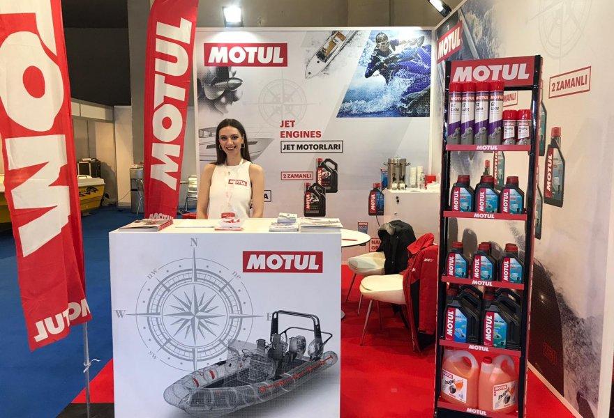 Motul, deniz tutkunları ile buluşuyor