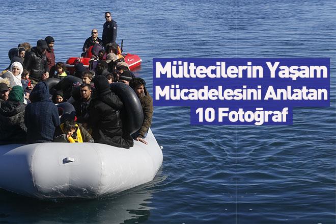 Kapılar Açıldı Mülteciler Sınırlara Akın Etti