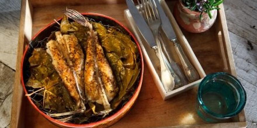 Tütsülenmiş Fener Balığı Tarifi