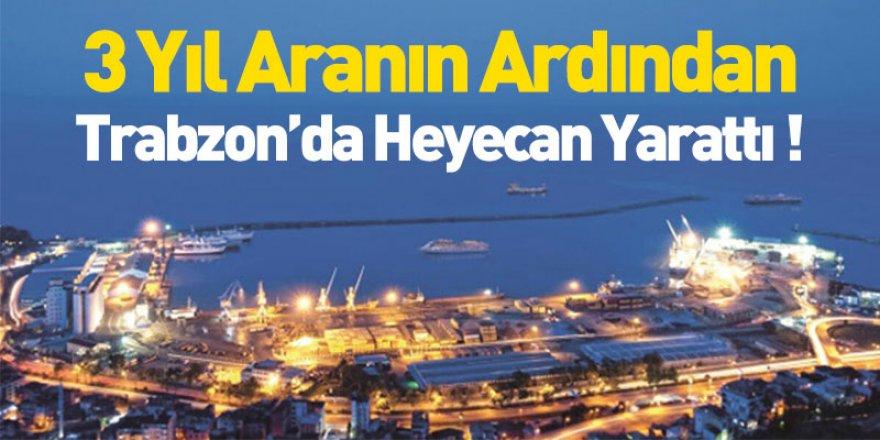3 Yılın Ardından Trabzon'da