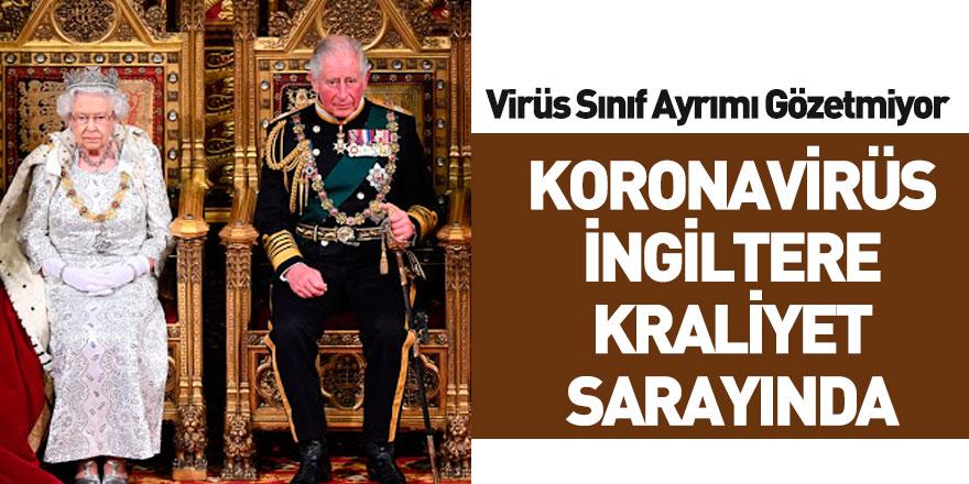 Prensi Charles Koronavirüs Testi Açıklandı