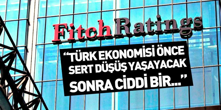 Fitch: Türkiye Ekonomisi Yükselişe Geçecek