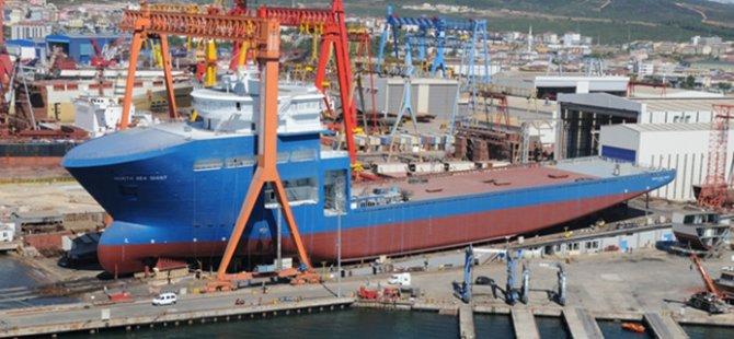 Gemi ve yat sektörü ihracatta frene bastı