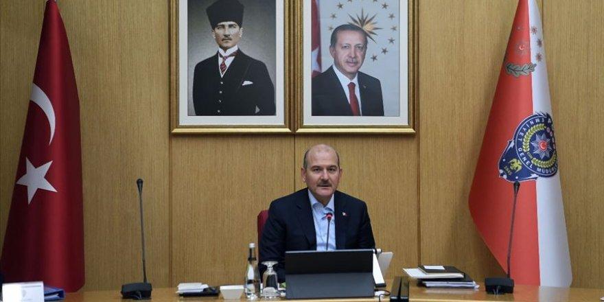 Cumhurbaşkanı Erdoğan Süleyman Soylu'nun İstifasını Kabul Etmedi