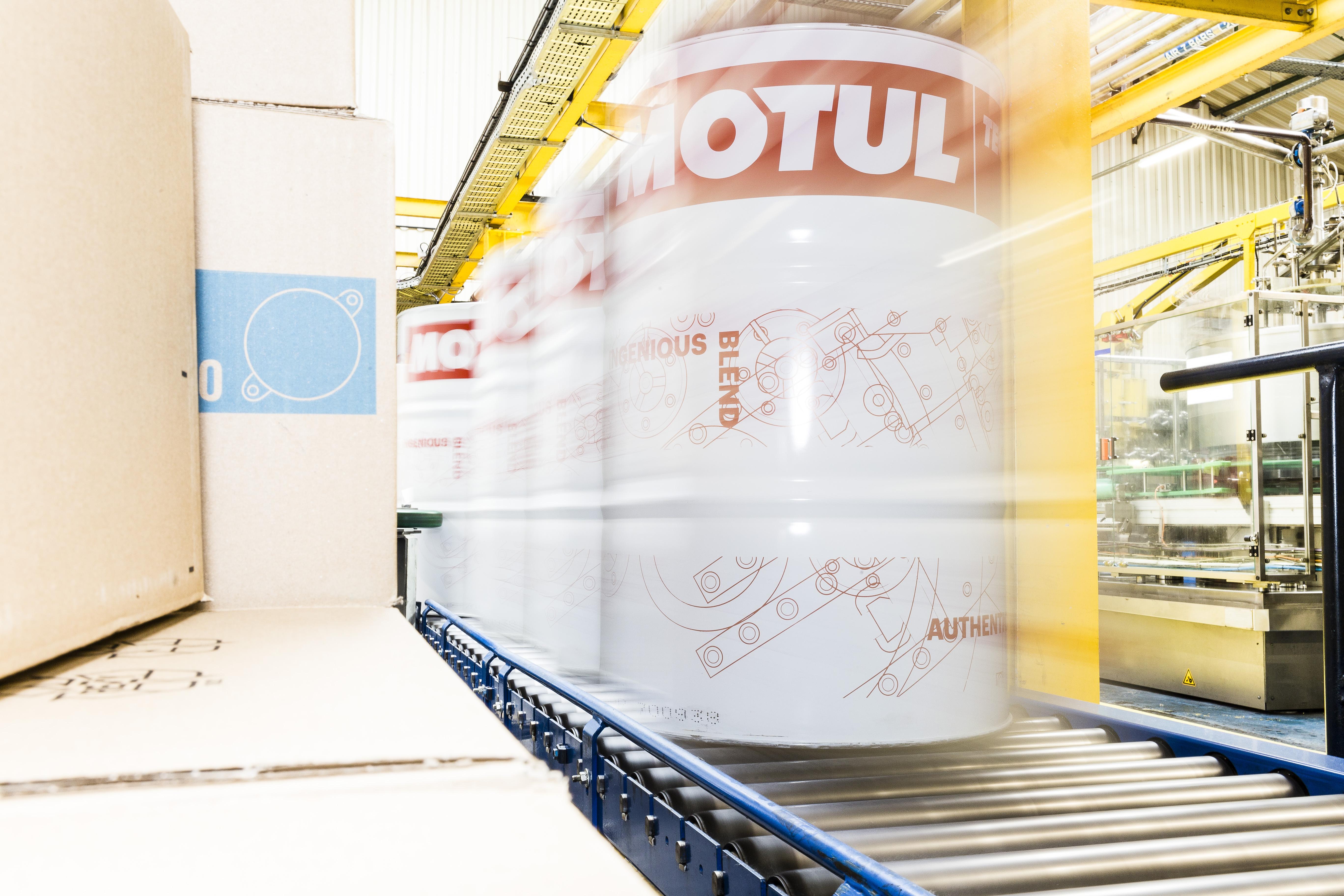 Motul Tech Endüstriyel Yağları Üretim Verimliliğini Artırıyor