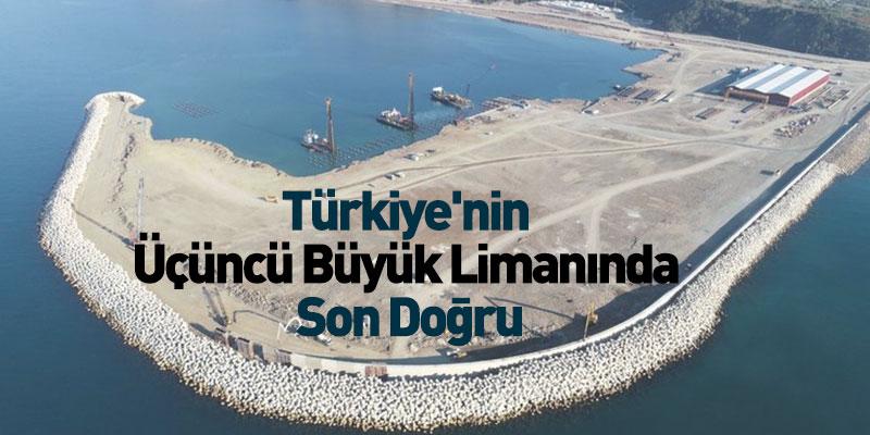 Türkiye'nin Üçüncü Büyük Limanında Son Doğru