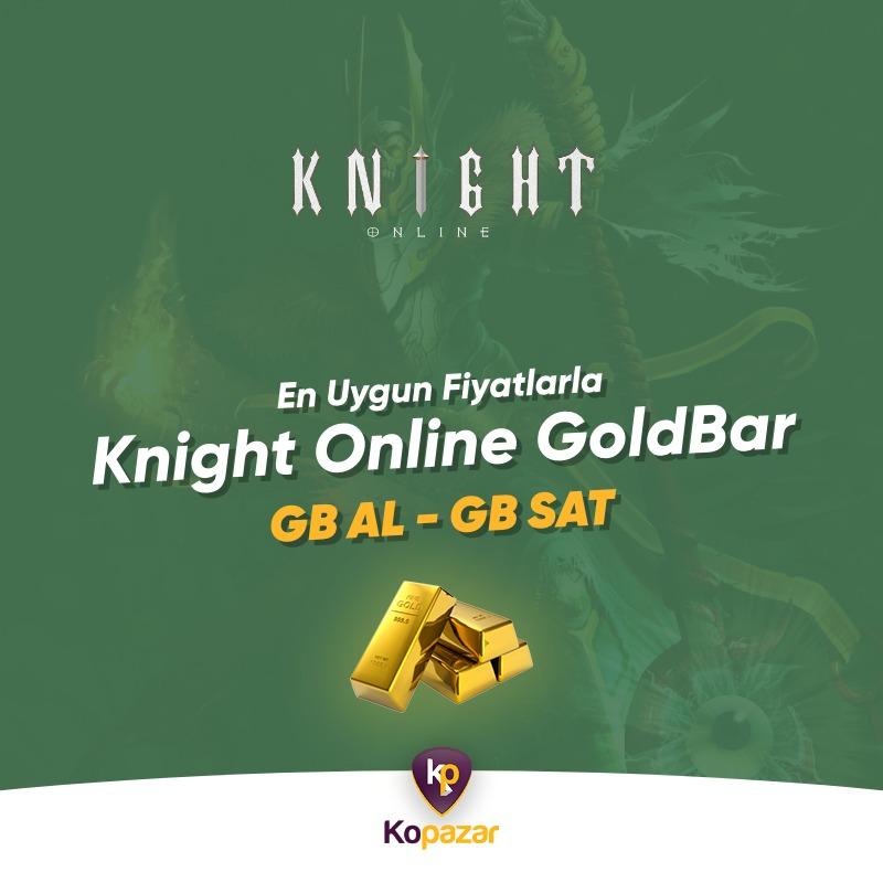 Knight Online Sevenler için Kopazar Fırsatları!