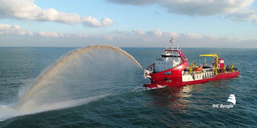 Royal IHC Weeks Marine ile Mühendislik Desteği ve Ekipman Teslimatı Sözleşmesi İmzaladı