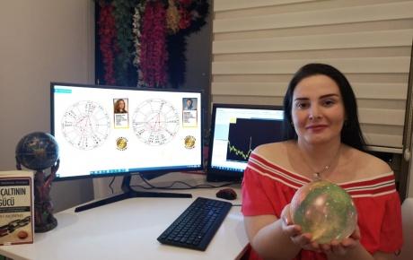 Astrolog Nilay Dinç : 2021 de Dolar çökecek mi?