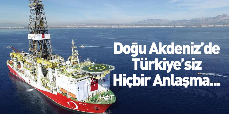 Dışişleri Bakanı MevlütÇavuşoğlu'ndan Doğu Akdeniz Açıklaması!