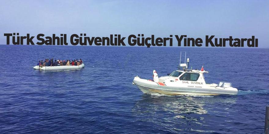 Yunan Sahil Güvenlik Batırdı, Türk Sahil Güvenlik Kurtardı