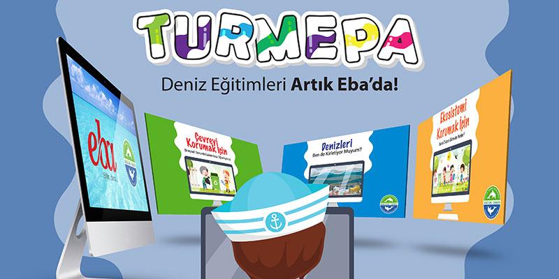 TURMEPA Deniz Eğitimleri Artık EBA'da