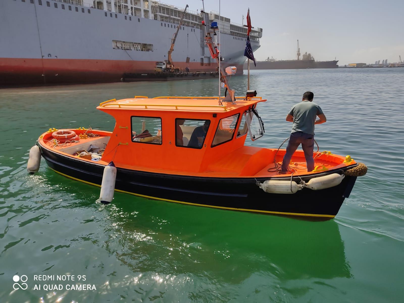 Yaklaşık 70 Yıllık Palamar Botu DAKSAR da Tekne Yedeklemeye Devam Ediyor