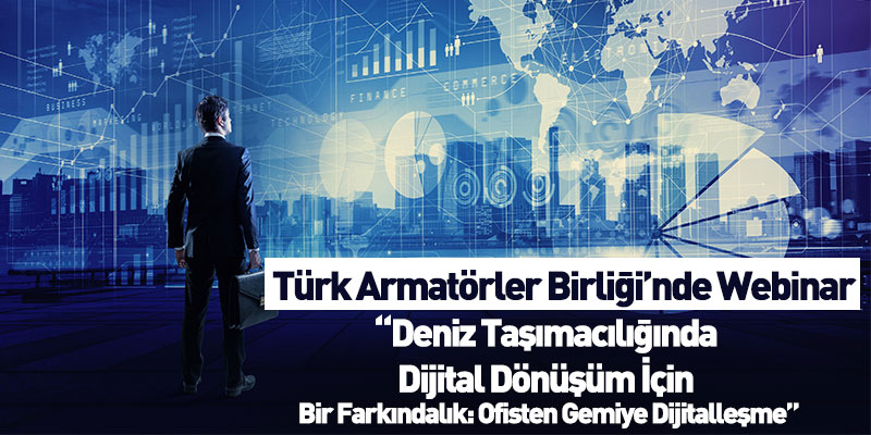 Türk Armatörler Birliği'nden Webinar