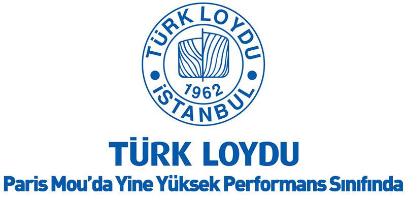 Türk Loydu Paris Mou'da Yine Yüksek Performans Sınıfında