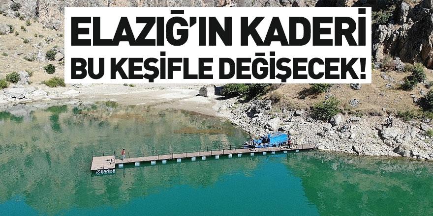Elazığ'da 9 Milyonluk Kanyonlar Keşfedildi