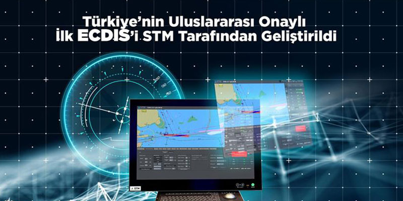 Türkiye'de Bir İlk STM, Tarafından Geliştirildi