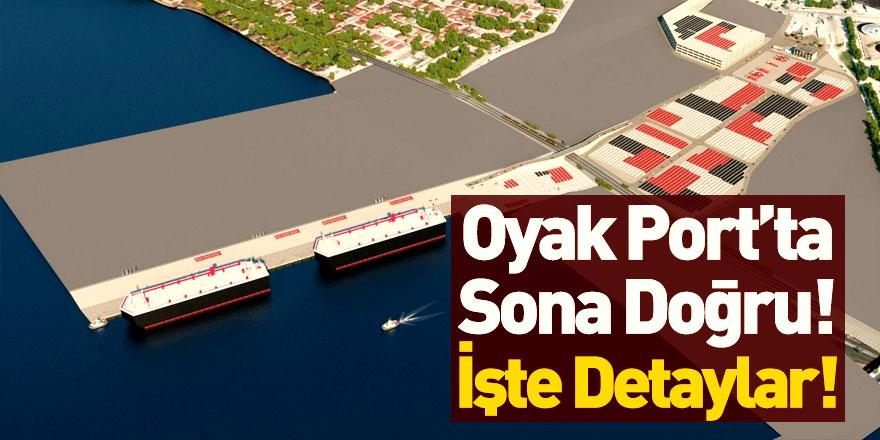 OYAK Port İçin Geri Sayım Başlıyor