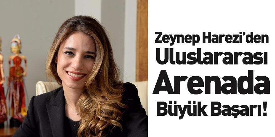 Karadeniz Holding Pazarlama Yöneticisi Zeynep Harezi'den Büyük Başarı