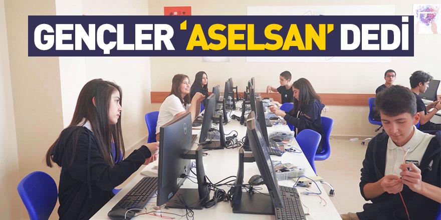 ASELSAN Mesleki Ve Teknik Anadolu Lisesi 0,33'lük Yüzdelik Dilimden Öğrenci Aldı