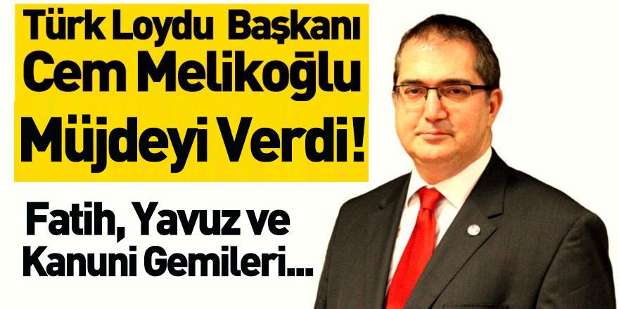 Türk Loydu Fatih, Yavuz ve Kanuni Gemilerinin Belgelerini Hazırladı