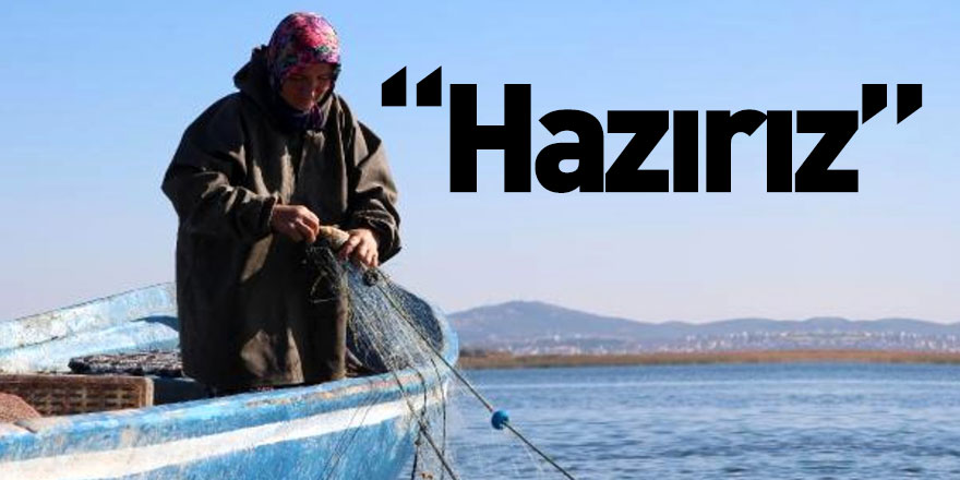 Av Yasağı Kalkmaya Yakın Balıkçılardan 'Hazırız' Açıklaması