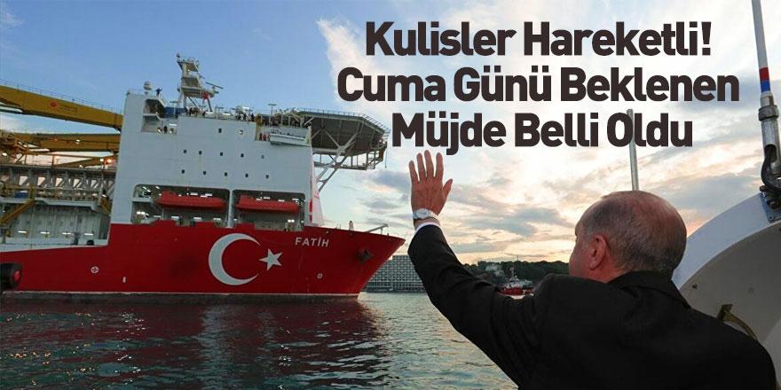 Cumhurbaşkanı Erdoğan'ın Cuma Günü Açıklayacağı Müjde Belli Oldu