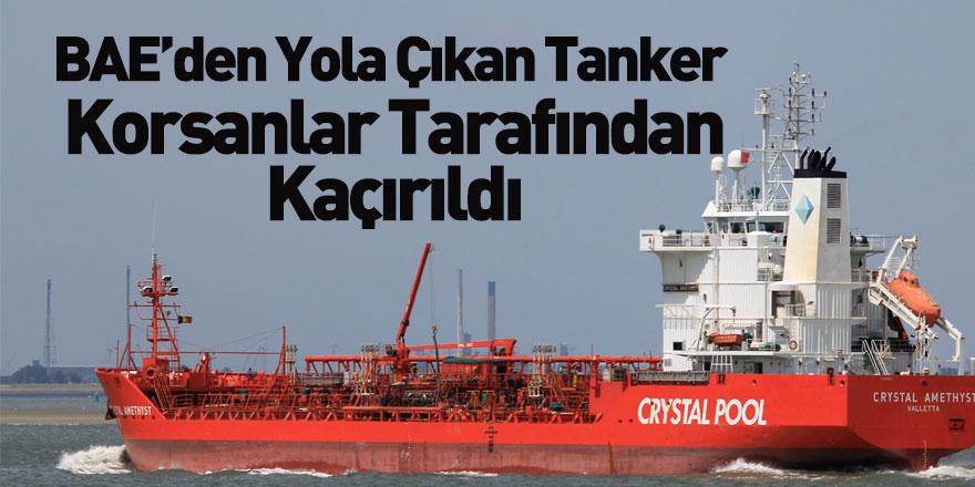 Panama Bayraklı Tanker Korsanlar Tarafından Kaçırıldı