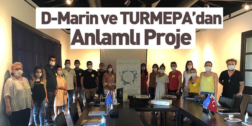 D-Marin ve TURMEPA İş Birliğinde Çocuklar, STEAM ile Denizleri Koruyor