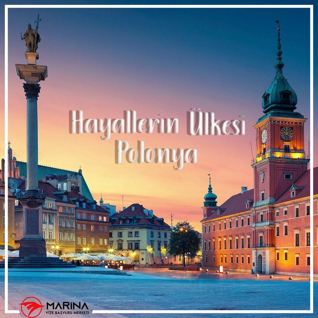 Polonya Vizesi Nasıl Alınır: 2020 Vize Ücreti Ne Kadar?