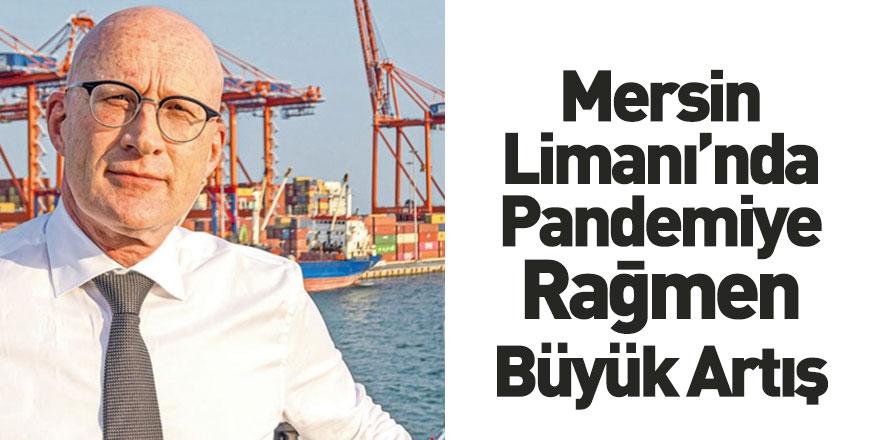 Mersin Uluslararası Liman İşletmeciliği'nde İhraç Yükleri Yüzde 7 Arttı