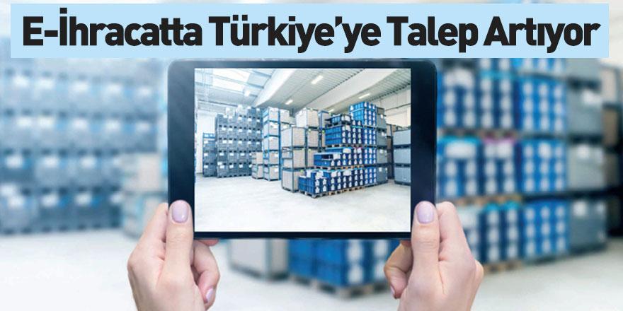Çinli Üreticilere Olan Talebin Düşmesi Türkiye'yi E-ihracatta Öne Çıkarıyor