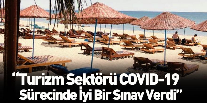 Tolga Gencer: Turizm Sektörü COVID-19 Sürecinde İyi Bir Sınav Verdi