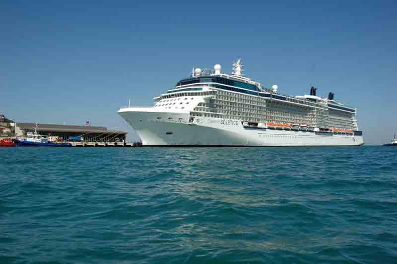 Kruvaziyer turizminin yıldızı Türkiye oldu