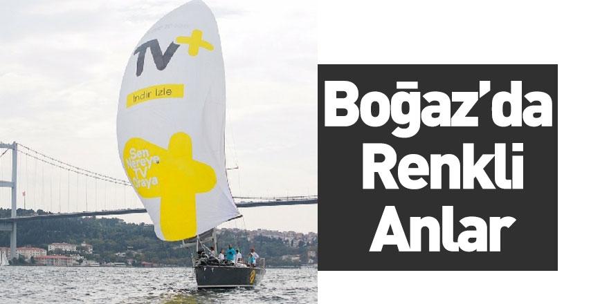 Turkcell Platinum Bosphorus Cup Renkli Anlara Sahne Oldu